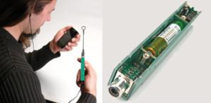 TAPIR E-smog-snuffelaar
