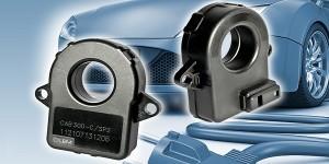 Nauwkeurige accustroommeter voor elektrische auto's