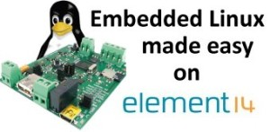 Nieuw webinar: Embedded Linux Made Easy