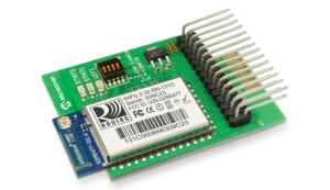 Embedded WiFi-ontwikkelkaarten met geïntegreerde TCP/IP-stack
