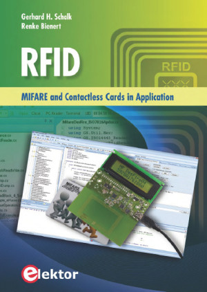 Nieuw Elektor-boek over RFID