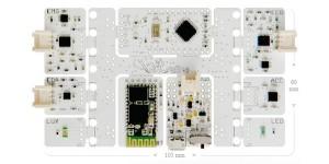 Biosignaal-sensorkit voor zelfbouwprojecten