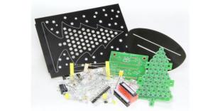 Bestel nu uw LED-kerstboom-bouwpakket
