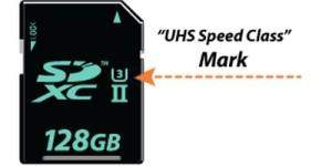 Hogere snelheidsklasse voor SDHC en SDXC geheugenkaarten