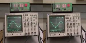 Nieuwe modulatiemethode voor Amerikaanse tijdzender