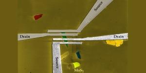 Kleinere transistoren mogelijk met 2D-nanokristallen