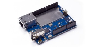 In de cloud met Arduino Yún