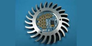 LED-module met ingebouwde voedingseenheid
