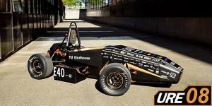 Nieuwe elektrische raceauto voor TU/e