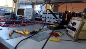 Elektor-lab zoekt versterking