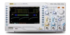 Nieuwe oscilloscopen van Rigol
