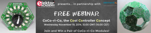 Elektor-webinar: Cool Controller Concept