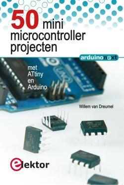 Nieuw Elektor-boek: 50 mini microcontroller projecten