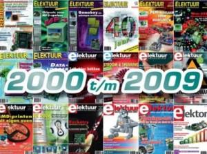 Alle artikelen van 2000-2009 op één DVD