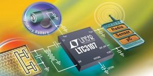 Energiemanagement-IC voor ultralage ingangsspanningen