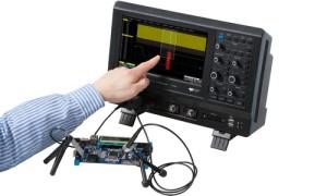 Nieuwe oscilloscopen van LeCroy met touch-screen