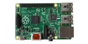 Raspberry Pi introduceert model B+