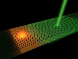 Ultrasnel op afstand nanolichtbronnen schakelen