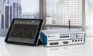 NI ontwikkelt revolutionair software-gebaseerd all-in-one meetinstrument