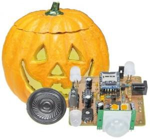 Post Project 65: Elektronische Halloween-griezel