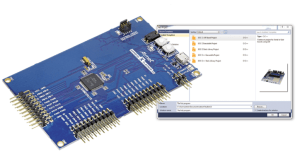 Atmel SAMD20 board en software