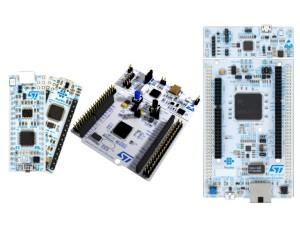 Review: Nucleo, een breed platform voor rapid prototyping