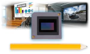DLP-chip van TI voor 4K-projectoren