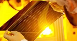 Organische zonnecellen met record rendement