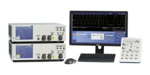 70 GHz real-time oscilloscoop van Tektronix