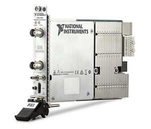 Snelle oscilloscoop met hoge resolutie van NI