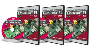 Nieuwe DVD: Leren werken met Raspberry Pi