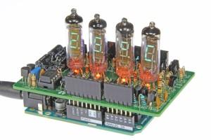 VFD-Shield voor Arduino
