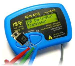 Wint u dezeAtlas DCA55 halfgeleider-analyzer?