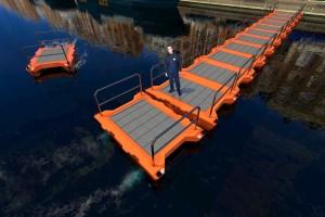 Roboat: Zelfsturende boten op de Amsterdamse grachten