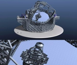 De 'Sky is Not the Limit' voor 's-werelds grootste telescoop (Bron: NI)