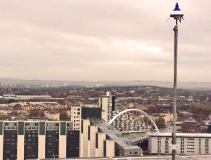 Schotse primeur: dekkend LoRa-netwerk in Glasgow