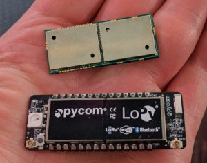 Review: draadloze IoT-modules van Pycom