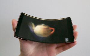 Holoflex - De eerste holografische flexibele smartphone