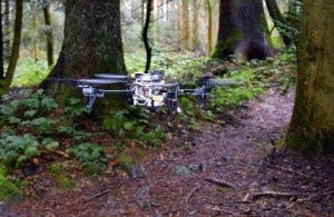 Eens komt er een drone op je pad...