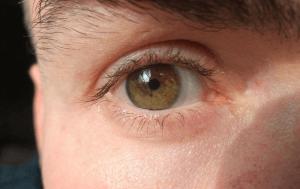 Orwell zien met Google's contactlenzen op zonne-energie