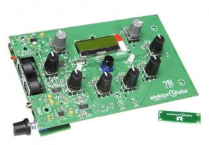 Deze module wordt door Eurocircuits opgebouwd en getest.