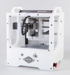 De firma Other Machine staat voor buro-freesmachines van hoge kwaliteit.