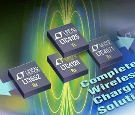 5-watt-zender voor draadloze energieoverdracht