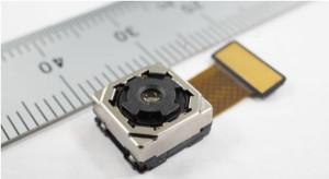 Kleinste cameramodule voor mobiele apparatuur