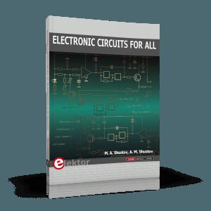 Boekbespreking: Electronic Circuits for All. Afbeelding: Elektor International Media.