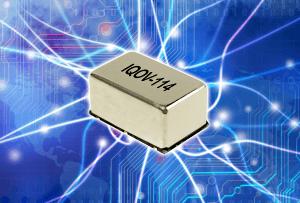 Verwarmde oscillator IQOV-114 van IQD. Afbeelding: IQD.