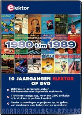 Alle artikelen van 1980-1989 op één DVD