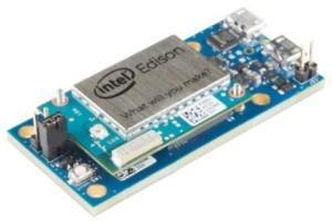 Intel Edison Breakout Board Kit bij Elektor verkrijgbaar