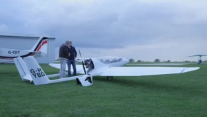 Eerste vliegtuig met hybride aandrijving