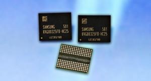 Eerste 8 Gb GDDR5-geheugen in productie genomen